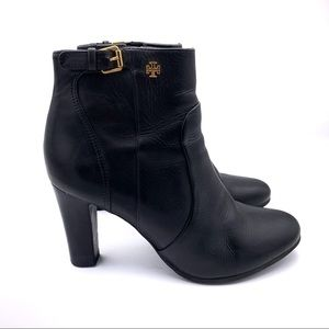 Tory Burch Milan Ankle Boot Black